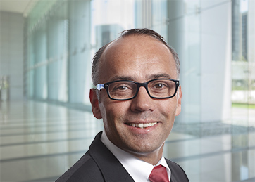 Hans Melissant, RA, Partner Accountancy