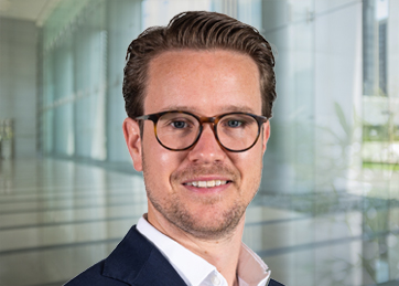 Eggerk-Jan Lubbersen, MSc, Adviseur Debt Advisory & Financial Restructuring
