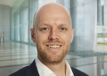 Bram Schop, MSc, Adviseur Mergers & Acquisitions CF