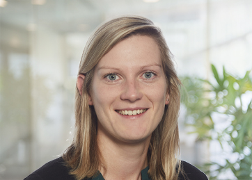 Marlinda van Beek, CISM, MSc, Manager btw