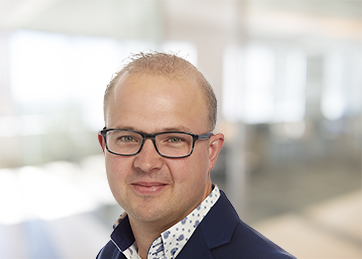 Peter de Gooijer, AA, Partner Accountancy en Bedrijfsadvies