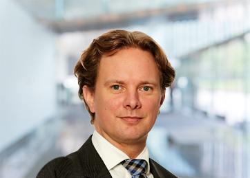 Arnout Veldhuizen, Partner BDO Legal