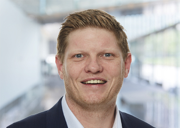 Koen van den Heijkant, Senior Manager M&A </br> Transaction Advisory Services