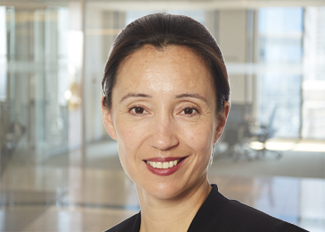 Stephanie Pronk, Partner International Tax Services