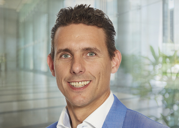 Jeroen Brak, Partner Audit & Assurance